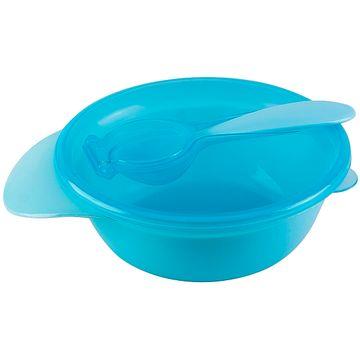 BUBA12738-A-Kit-Refeicao-Bowl-com-tampa-e-Colher-Azul-6m---Buba