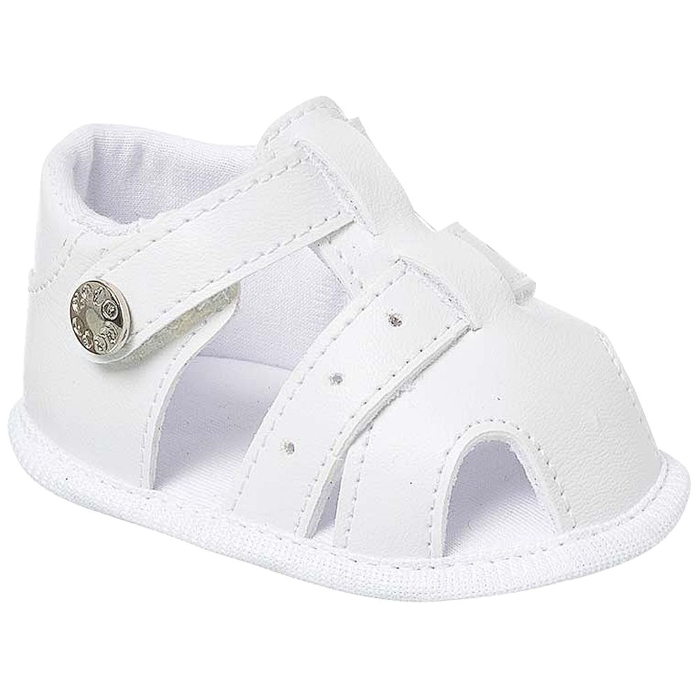 KB5334-45-A-sapatinhos-sandalia-bebe-menina-menino-branca-keto-baby-no-bebefacil-loja-de-roupas-enxoval-e-acessorios-para-bebes