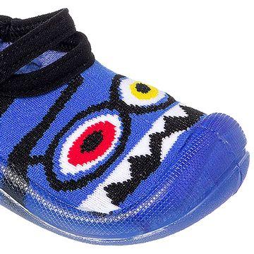KB22038-14-B-sapatinhos-meia-com-sola-monstrinho-azul-keto-baby-no-bebefacil-loja-de-roupas-enxoval-e-acessorios-para-bebes