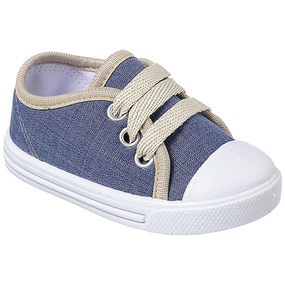 KB24023-286-A-sapatinhos-bebe-menino-tenis-new-star-jeans-caqui-keto-baby-no-bebefacil-loja-de-roupas-enxoval-e-acessorios-para-bebes