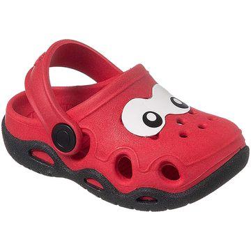 KB26002-33-A-sapatinhos-bebe-menino-sandalia-babuche-vermelho-preto-keto-baby-no-bebefacil-loja-de-roupas-enxoval-e-acessorios-para-bebes