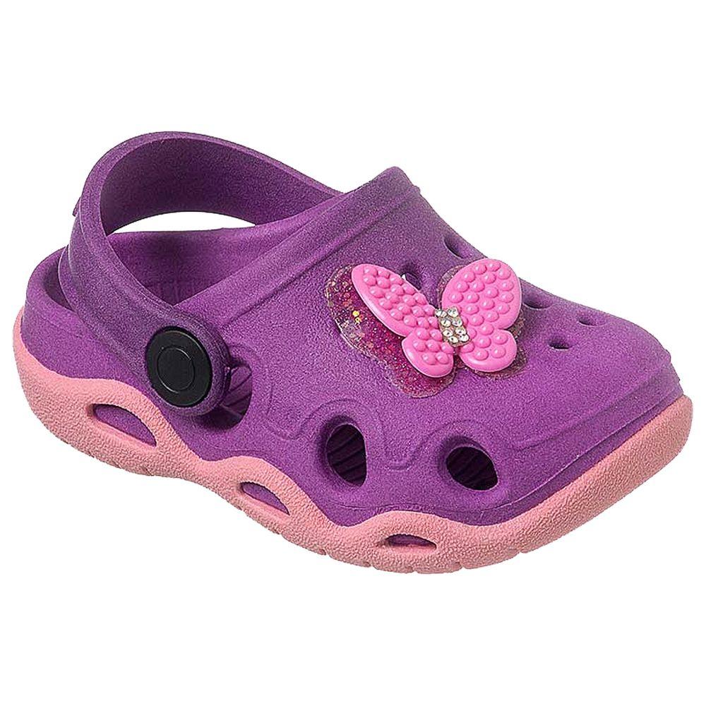KB26002-76-A-sapatinhos-bebe-menina-sandalia-babuche-lilas-rosa-borboleta-keto-baby-no-bebefacil-loja-de-roupas-enxoval-e-acessorios-para-bebes