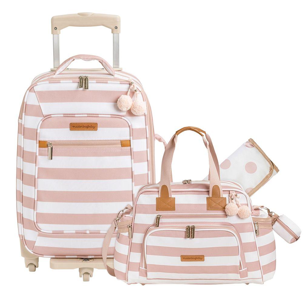 MB12BRR405-MB12BRR299-A-Mala-Maternidade-com-rodizio-Bolsa-Everyday-Brooklyn-Rosa---Masterbag