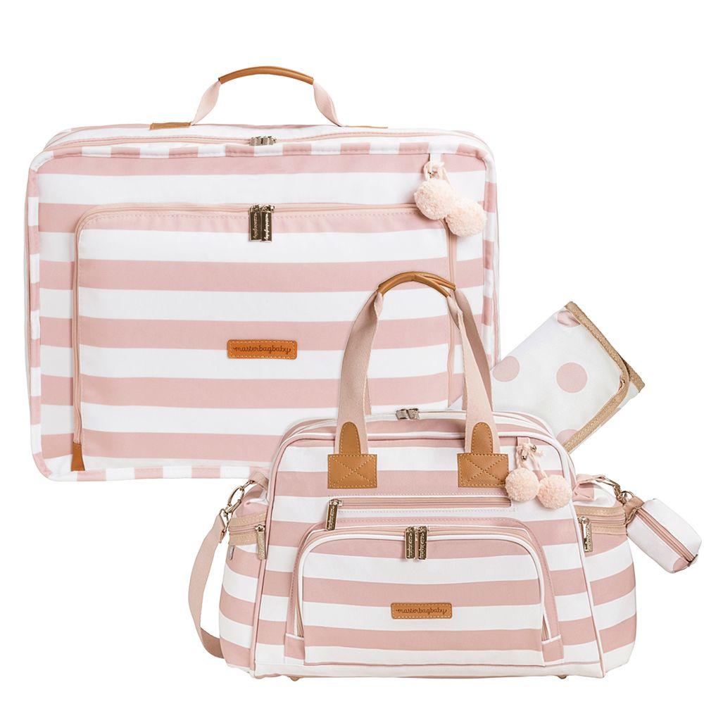MB12BRR402-MB12BRR299-A-Mala-Maternidade-Vintage-Bolsa-Everyday-Brooklyn-Rosa---Masterbag
