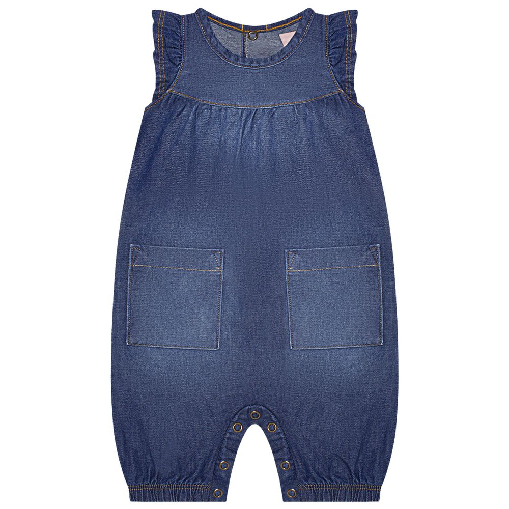 TMX0089-ES-A-moda-bebe-menina-macacao-regata-jeans-chambray-blue-denim-TMX-no-bebefacil