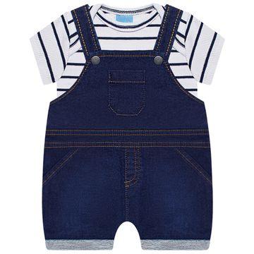 TMX4089-A-moda-bebe-menino-jardineira-jeans-com-body-curto-listras-TMX-no-bebefacil