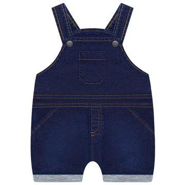 TMX4089-B-moda-bebe-menino-jardineira-jeans-com-body-curto-listras-TMX-no-bebefacil
