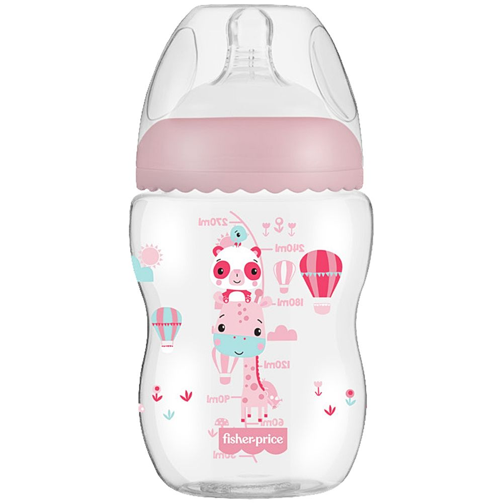 BB1027-A-Mamadeira-Anticolica-First-Moments-Rosa-270ml-2m---Fisher-Price