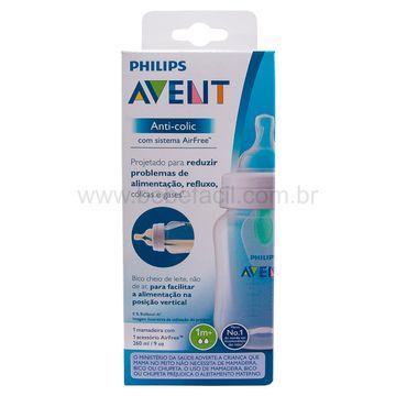 SCF813-14-I-Mamadeira-Anticolica-com-Acessorio-Airfree-260ml-0m---Philips-Avent