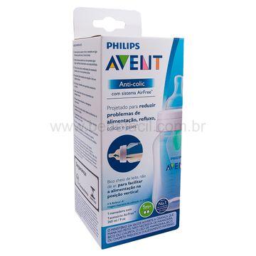 SCF813-14-J-Mamadeira-Anticolica-com-Acessorio-Airfree-260ml-0m---Philips-Avent