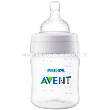 SCF810-17-B-Mamadeira-Anticolica-125ml-0m---Philips-Avent