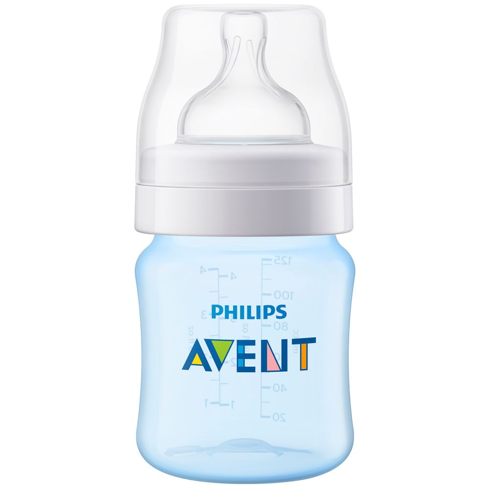 SCF812-17-A-Mamadeira-Anticolica-Azul-125ml-0m---Philips-Avent