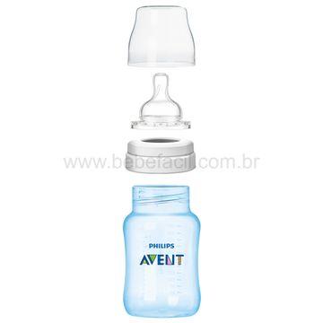 SCF815-17-C-Mamadeira-Anticolica-Azul-260ml-1m---Philips-Avent