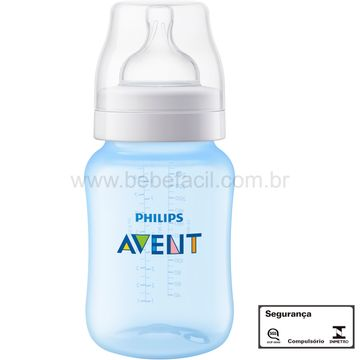 SCF815-17-H-Mamadeira-Anticolica-Azul-260ml-1m---Philips-Avent