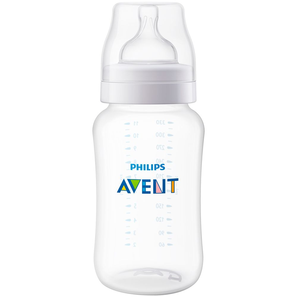 SCF816-17-A-Mamadeira-Anticolica-330ml-3m---Philips-Avent