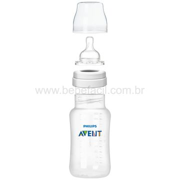 SCF816-17-C-Mamadeira-Anticolica-330ml-3m---Philips-Avent