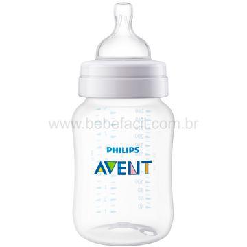 SCF813-17-B-Mamadeira-Anticolica-260ml-1m---Philips-Avent
