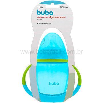 BUBA12636-E-Copo-com-Alca-Removivel-250ml-Azul-6m---Buba