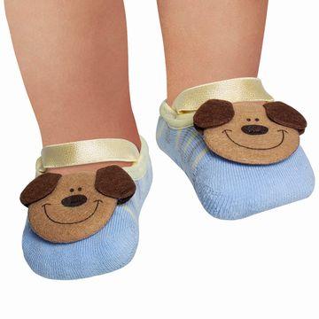 LU02006-020.2080-A-moda-bebe-menino-meia-sapatilha-cachorrinho-lupo-no-bebefacil