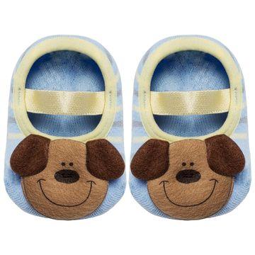LU02006-020.2080-B-moda-bebe-menino-meia-sapatilha-cachorrinho-lupo-no-bebefacil