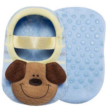LU02006-020.2080-C-moda-bebe-menino-meia-sapatilha-cachorrinho-lupo-no-bebefacil