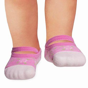 LU02011-065.5370-A-moda-bebe-menina-meia-sapatilha-florzinhas-rosa-lupo-no-bebefacil