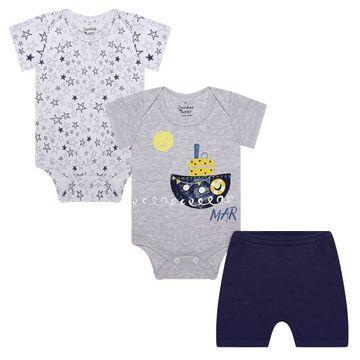 JUN31126-A-moda-bebe-menino-kit-2-bodies-com-short-saruel-mar-de-estrelas-junkes-baby-no-bebefacil
