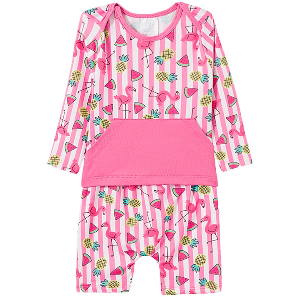 PL36063.V1-moda-praia-bebe-menina-macacao-beach-flamingos-pingo-lele-no-bebefacil-loja-de-roupas-para-bebes