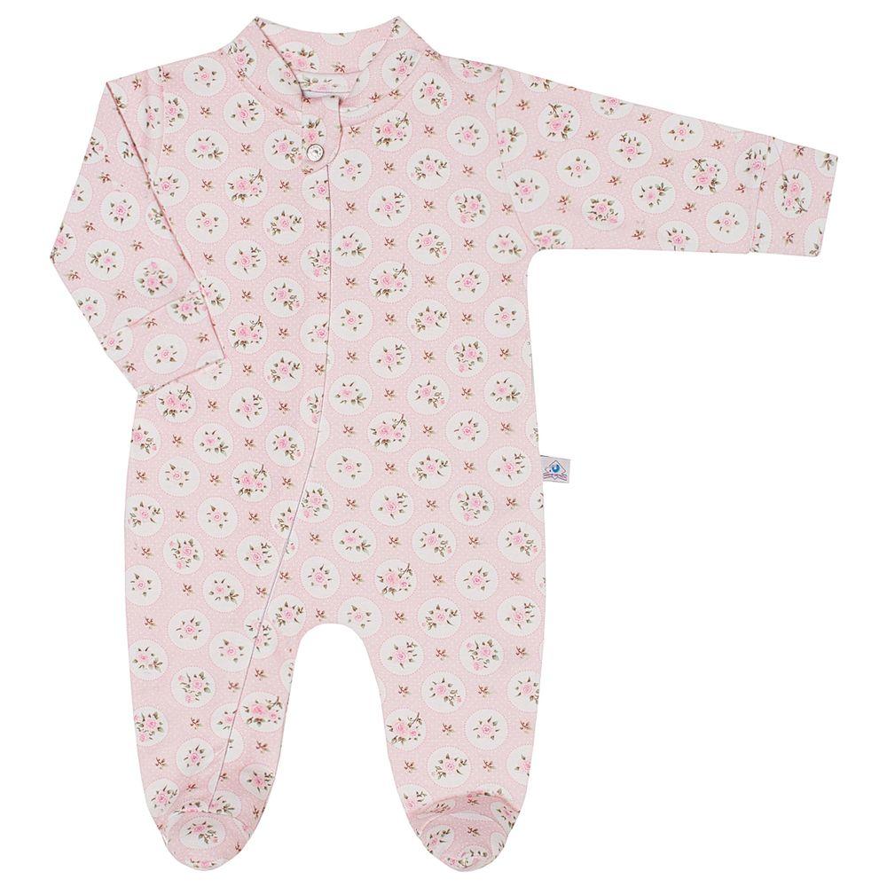 330014-S06-A1-moda-bebe-menina-macacao-longo-ziper-algodao-egipcio-floral-mama-nenem-no-bebefacil