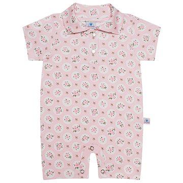 230270-S06-A-moda-bebe-menina-macacao-curto-polo-em-algodao-egipcio-floral-mama-nenem-no-bebefacil