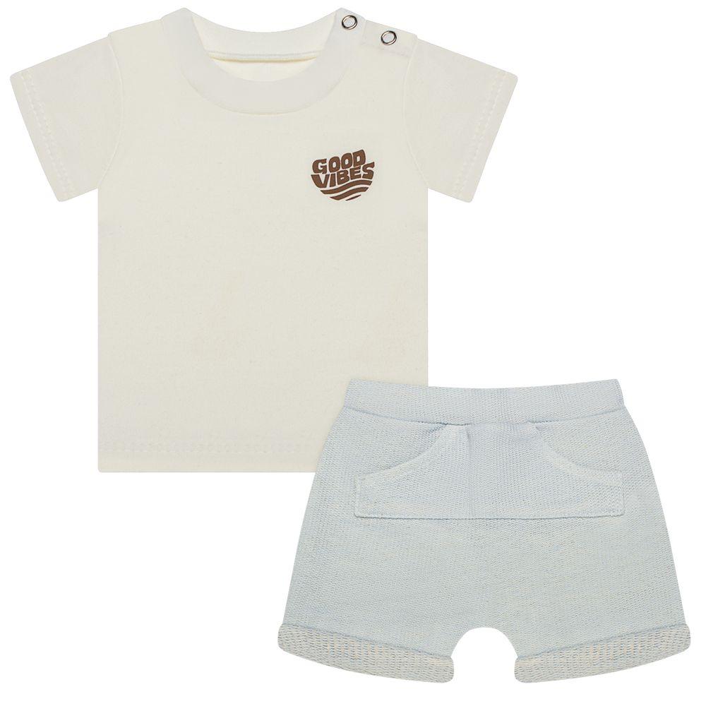 BBG7016V_6701V-A-moda-bebe-menino-camiseta-short-saruel-canguru-good-vibes-baby-gut-no-bebefacil