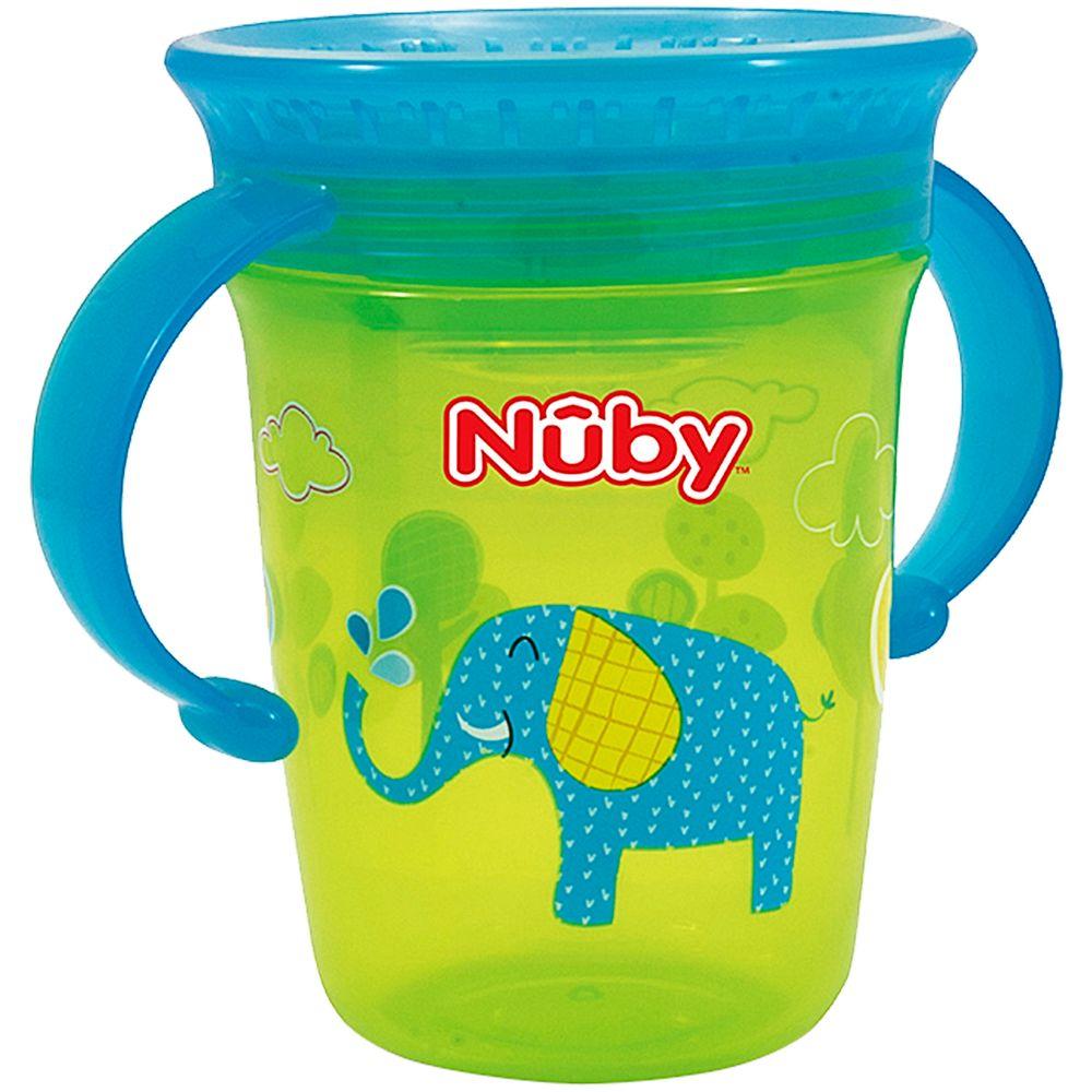 NB10410.105-A-Copo-Magico-com-Alca-360-Wonder-Cup-Elefante-240ml-6m---Nuby