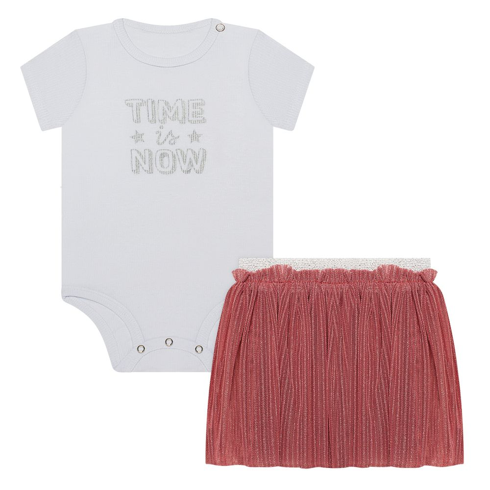 BBG9006V---7711V-A-moda-bebe-menina-body-curto-saia-tutu-time-is-now-baby-gut-no-bebefacil