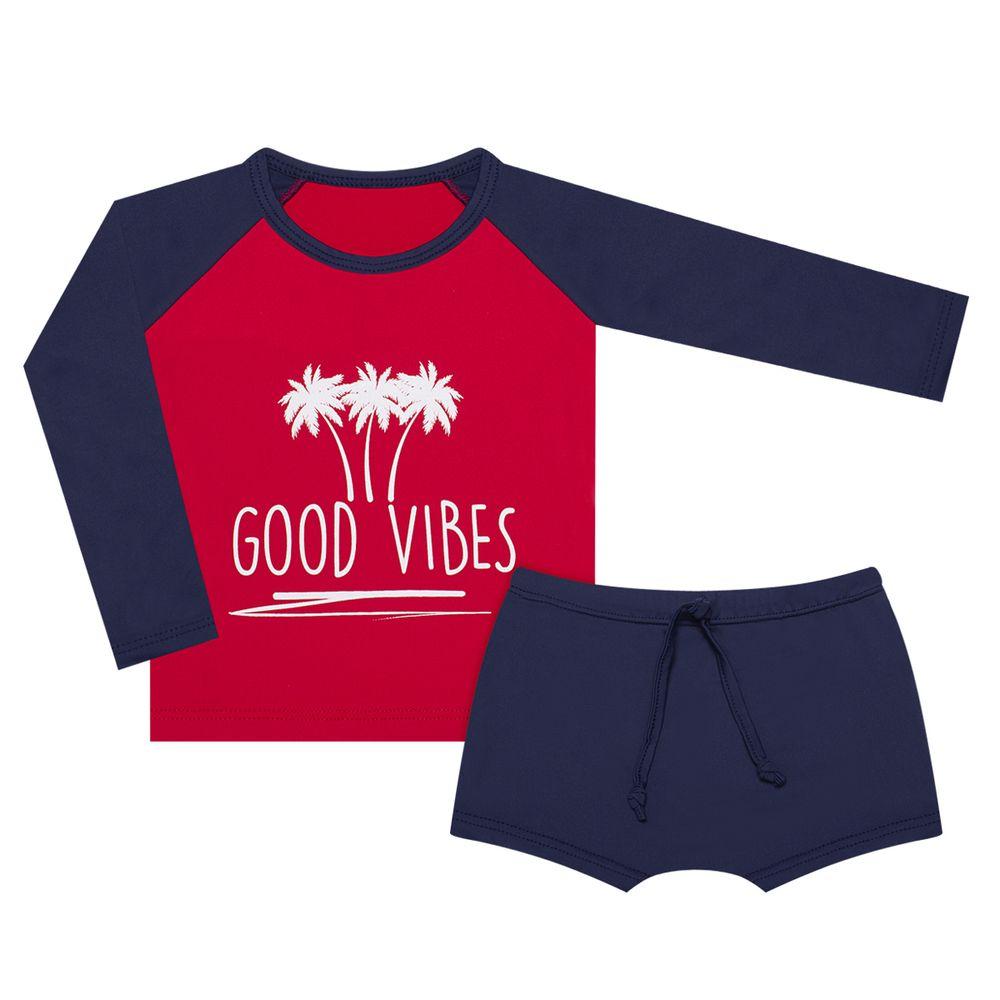 BBG16008V-A-moda-praia-bebe-menino-camiseta-manga-longa-sunga-good-vibes-baby-gut-no-bebefacil