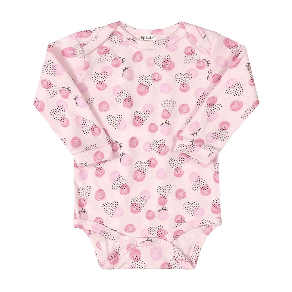 42940-BOL122-moda-bebe-menina-body-longo-suedine-coracoes-poa-up-baby-no-bebefacil-loja-de-roupas-enxoval-e-acessorios-para-bebes