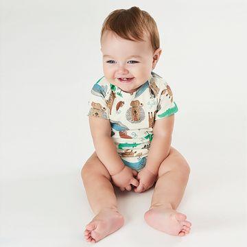 42949-AB1094-B-moda-bebe-menino-body-curto-em-suedine-bichinhos-off-white-up-baby-no-bebefacil-loja-de-roupas-enxoval-e-acessorios-para-bebes