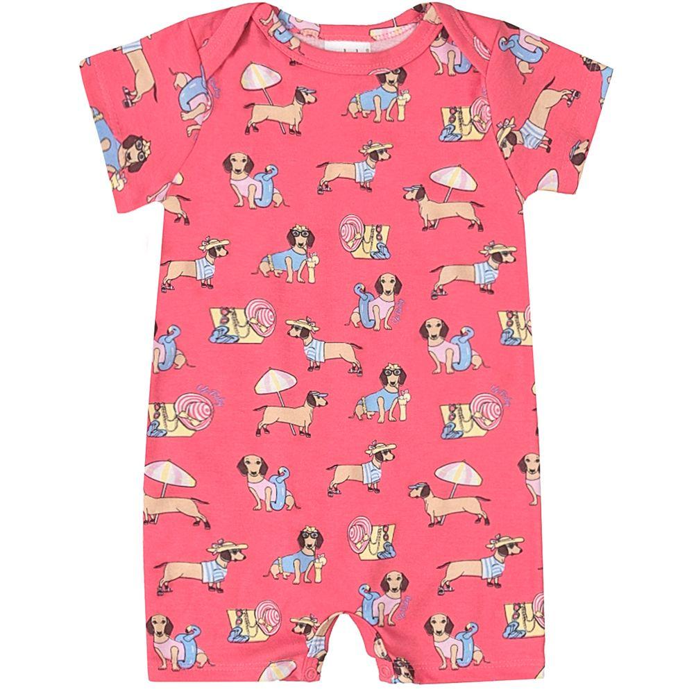 42941-AB1076-moda-bebe-menina-macacao-curto-em-suedine-cachorrinhos-up-baby-no-bebefacil-loja-de-roupas-enxoval-e-acessorios-para-bebes