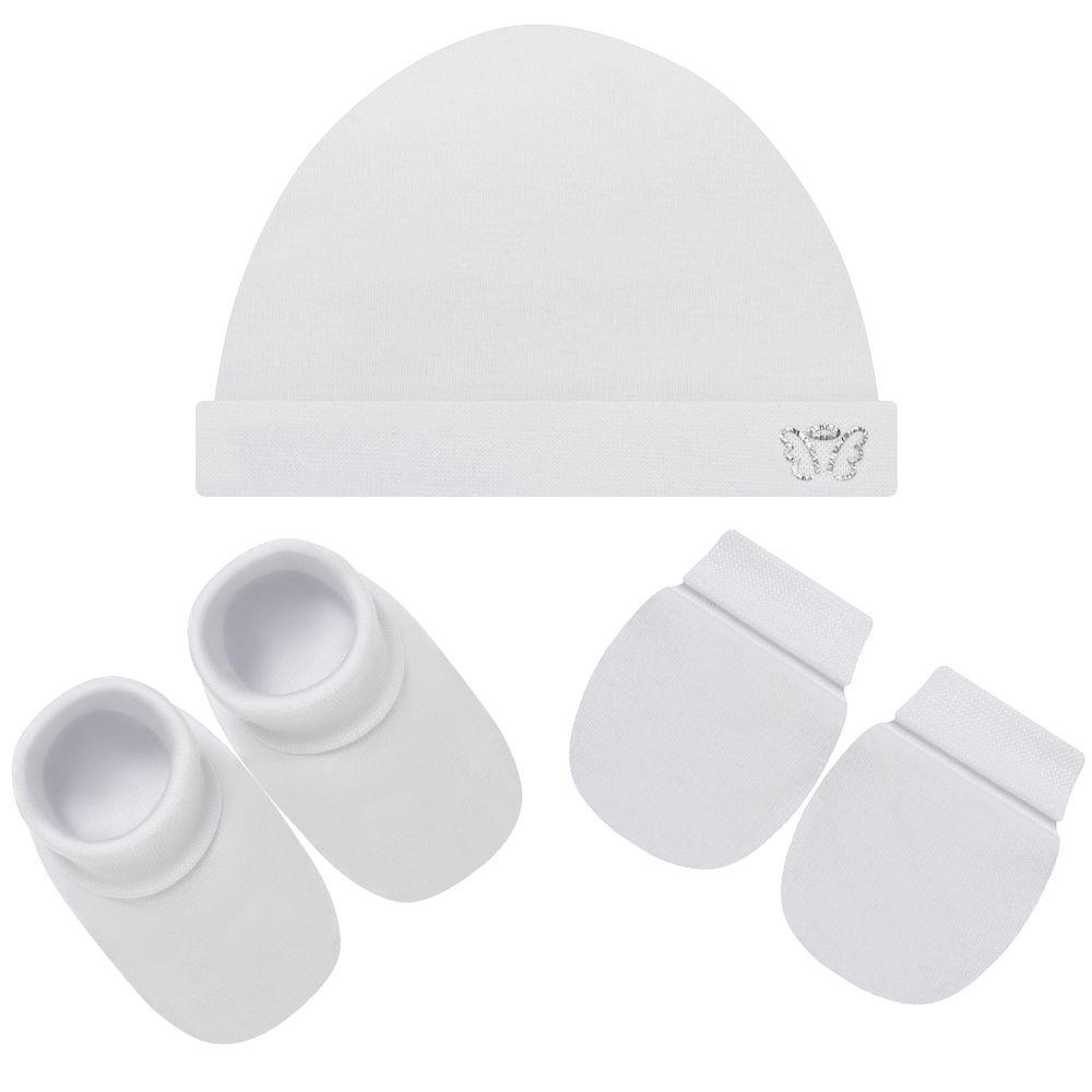 2041098-BR-A-moda-bebe-menina-menino-acessorios-kit-touca-luva-e-sapatinho-suedine-branco-anjos-baby-no-bebefacil-loja-de-roupas-enxoval-e-acessorios-para-bebes