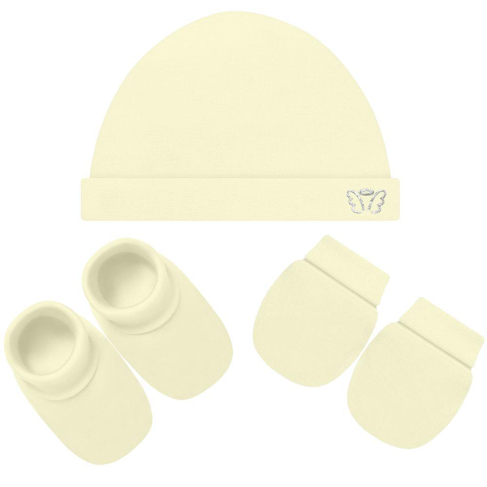 2041098-AM-A-moda-bebe-menina-menino-acessorios-kit-touca-luva-e-sapatinho-suedine-amarelo-anjos-baby-no-bebefacil-loja-de-roupas-enxoval-e-acessorios-para-bebes
