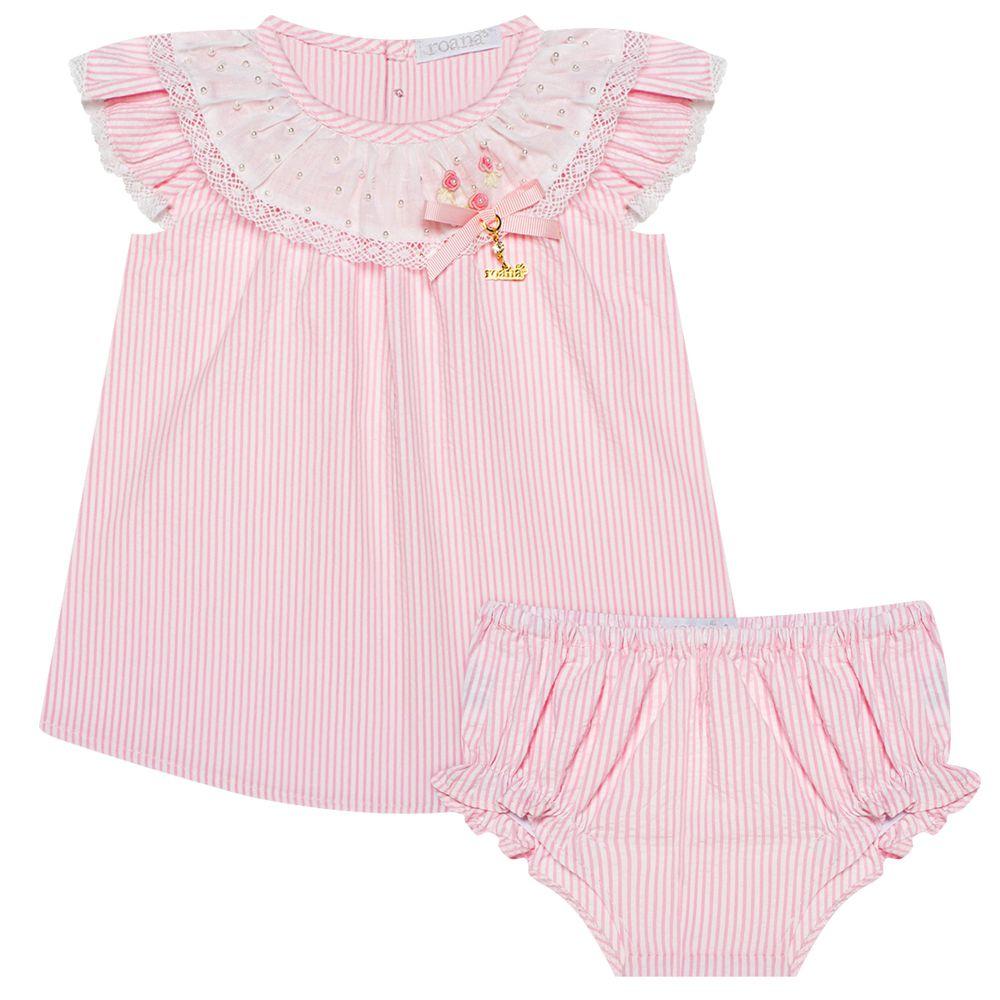 5381079046-A-moda-bebe-menina-vestido-com-calcinha-em-tricoline-florzinhas-roana-no-bebefacil-loja-de-roupas-para-bebes