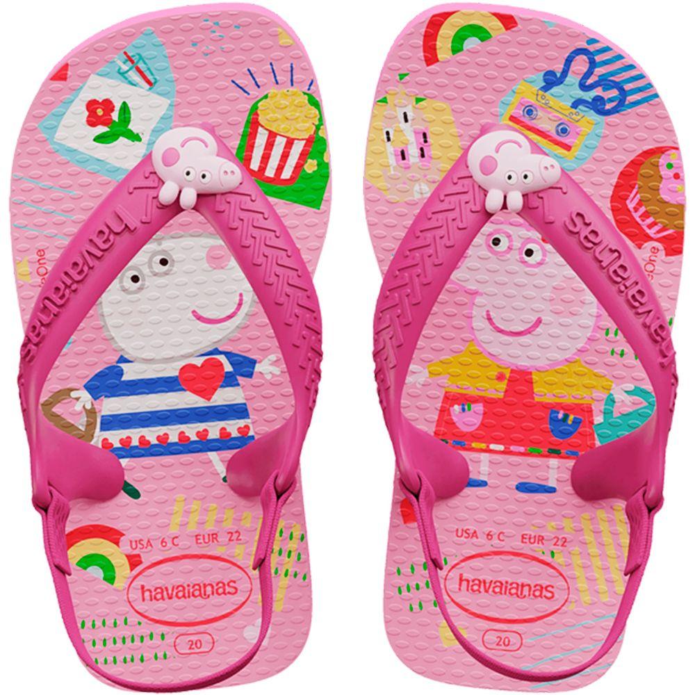 82952-A-Chinelo-com-elastico-para-bebe-Peppa-Pig---Havaianas