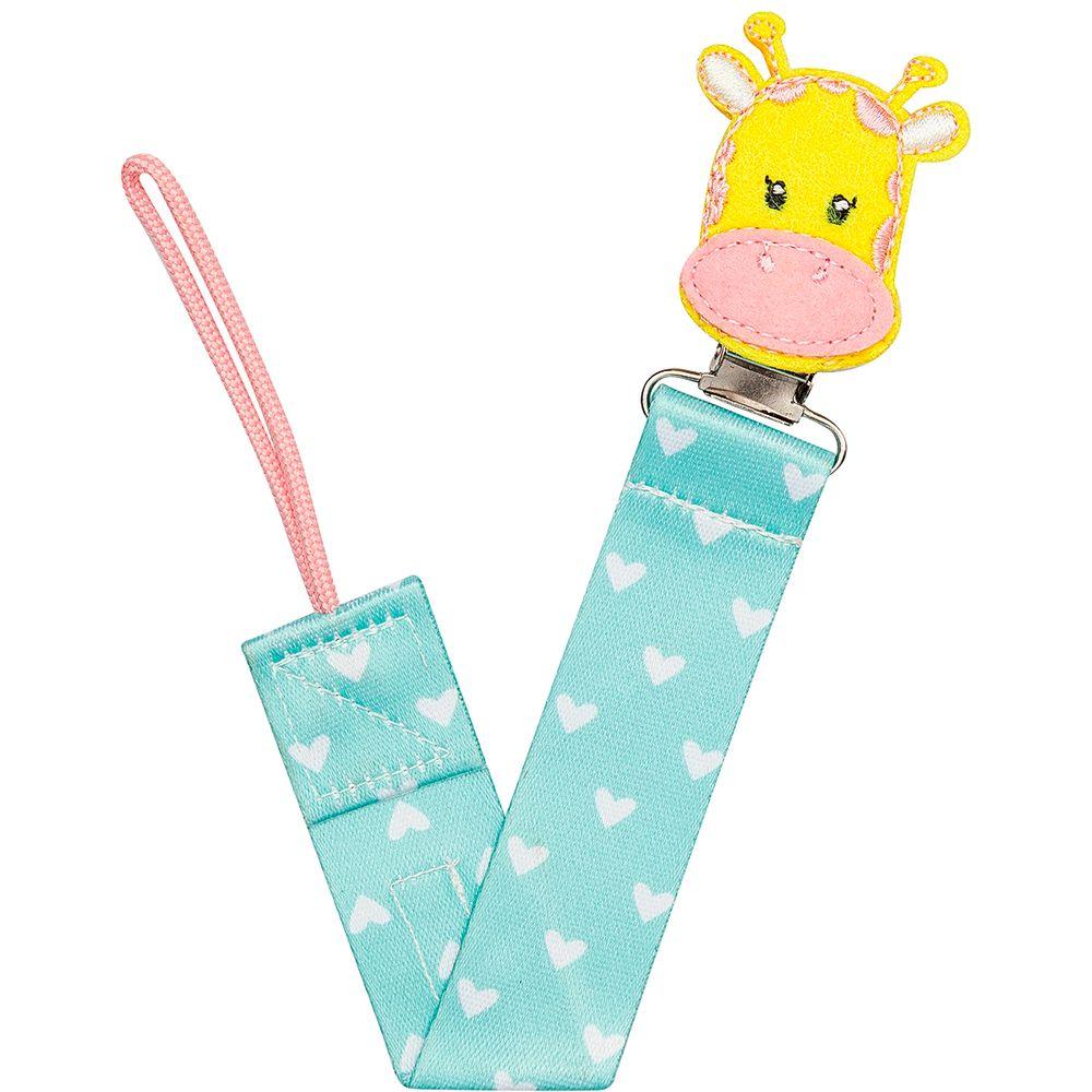 BUBA12056-A-Prendedor-de-Chupeta-Animal-Fun-Girafinha-3m---Buba