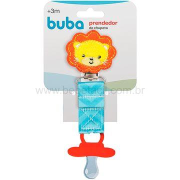 BUBA12054-D-Prendedor-de-Chupeta-Animal-Fun-Leaozinho-3m---Buba