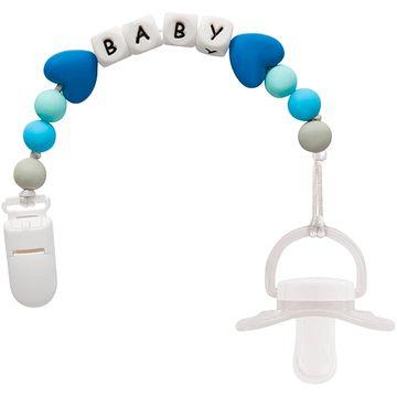 BUBA11940-A-Prendedor-de-Chupeta-em-Silicone-Baby-Azul-3m---Buba