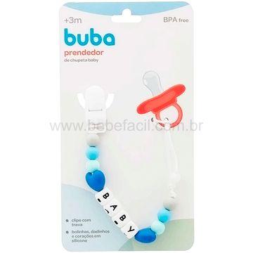BUBA11940-B-Prendedor-de-Chupeta-em-Silicone-Baby-Azul-3m---Buba