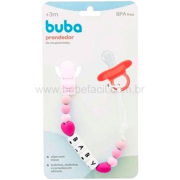 BUBA11941-B-Prendedor-de-Chupeta-em-Silicone-Baby-Rosa-3m---Buba