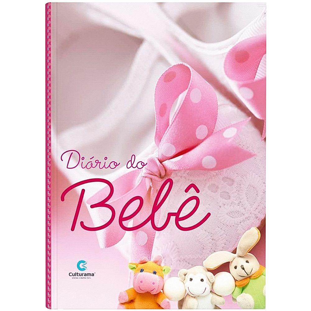 76392-A-Album-Diario-do-Bebe-Menina-32-pgs---Culturama