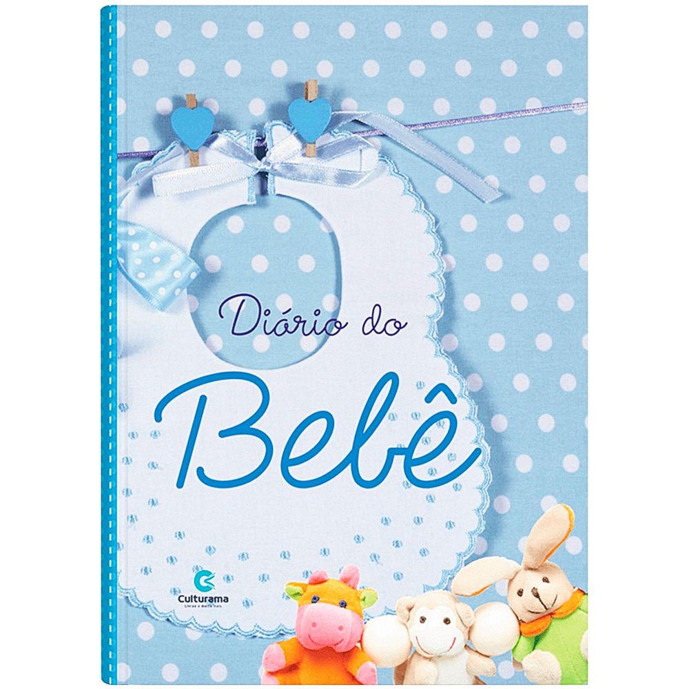 76391-A-Album-Diario-do-Bebe-Menino-32-pgs---Culturama