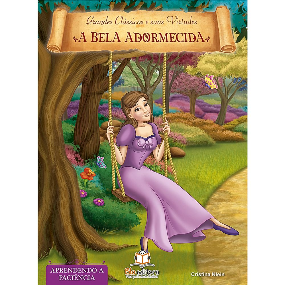 BLU538-A-Livro-Grandes-Classicos-e-Suas-Virtudes-A-Bela-Adormecida---Blu-Editora