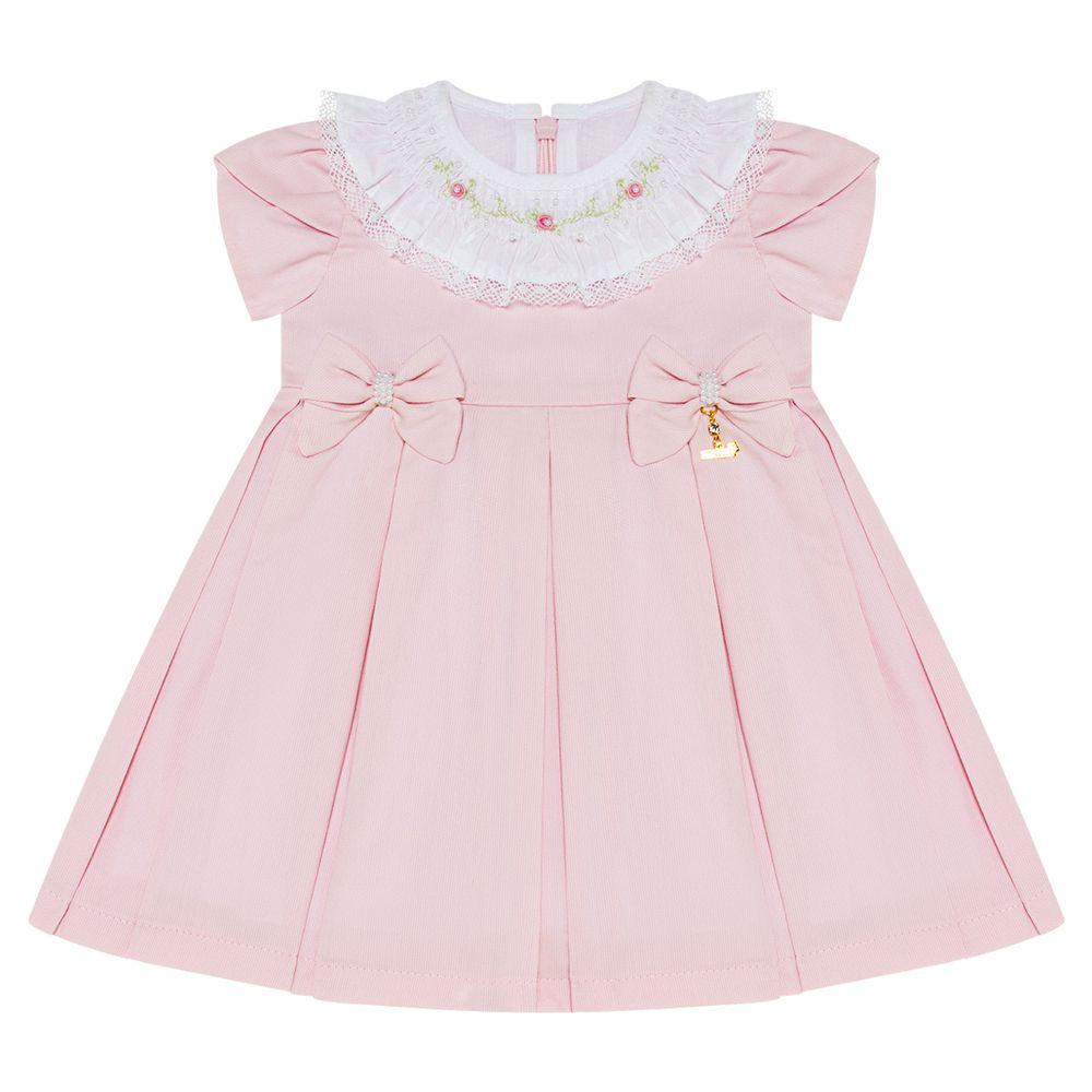 5331078046_A-moda-bebe-menina-vestido-laco-e-mini-flores-rosa-roana-no-bebefacil-loja-de-roupas-enxoval-e-acessorios-para-bebes